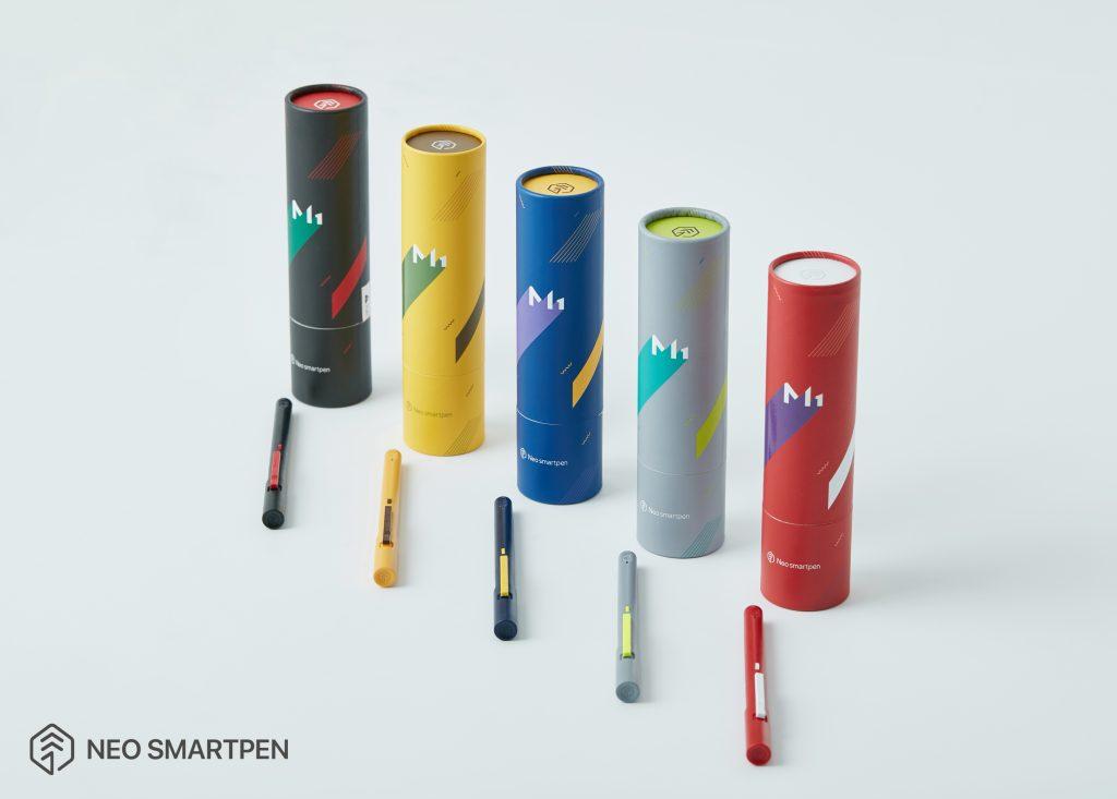 Neo smartpen M1はパッケージが素敵